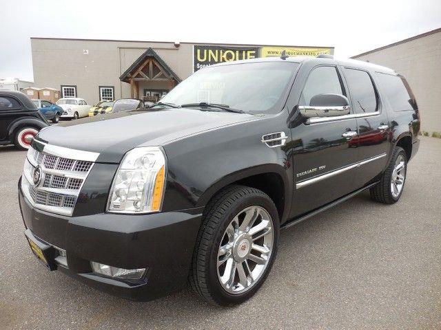 2010 Cadillac Escalade ESV