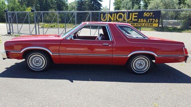 1981 Ford Fairmont Futura 2dr Coupe In Mankato Mn Unique