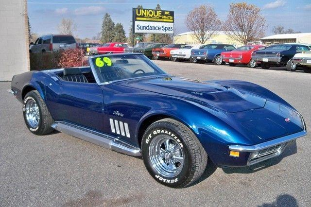 used 1969 chevrolet corvette for sale. Cars Review. Best American Auto & Cars Review