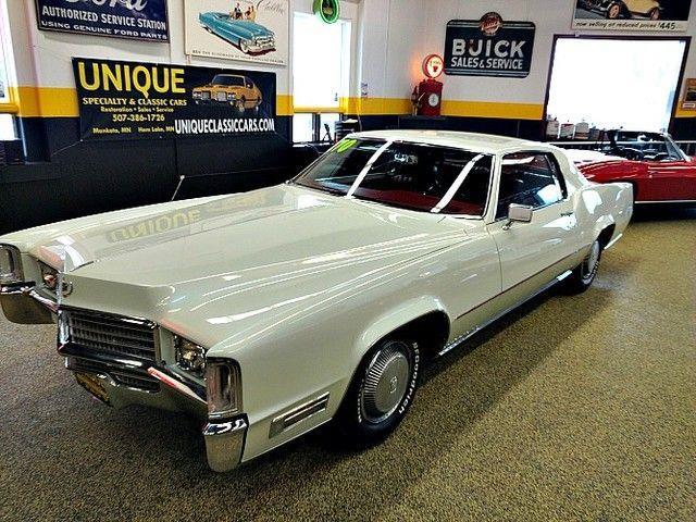 1970 Cadillac Eldorado In Mankato Mn Unique Specialty