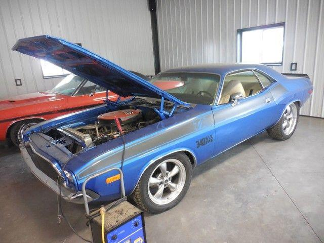 1973 Dodge Challenger T/A Tribute