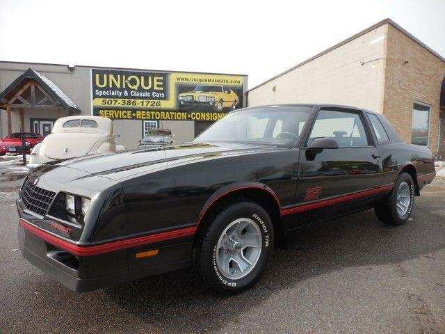 Used 1987 Chevrolet Monte Carlo For Sale