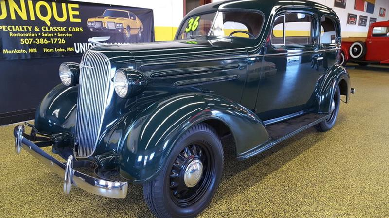 UNIQUE SPECIALTY CLASSICS Used Cars MANKATO MN Dealer - Unique classic cars