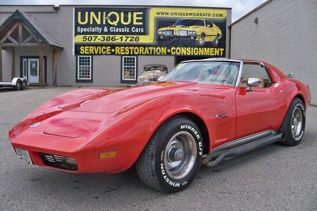 Used 1974 Chevrolet Corvette For Sale