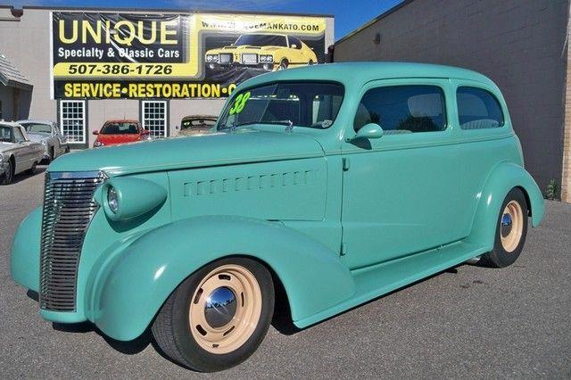 1938 Chevrolet 2dr Sedan