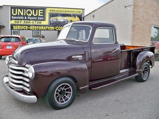 Used 1949 Chevrolet Pickup In Mankato Mn At Unique