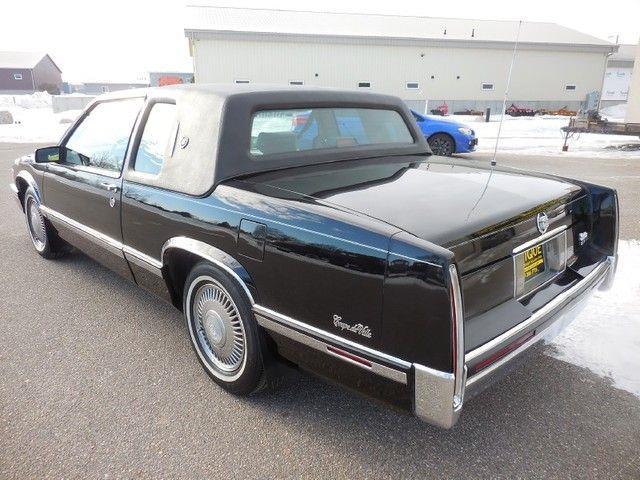 1993 Cadillac Deville 2dr Coupe In Mankato Mn Unique