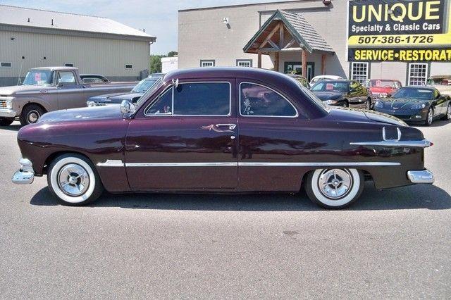 1951 Ford Club Coupe Coupe For Sale In Mankato Minneapolis