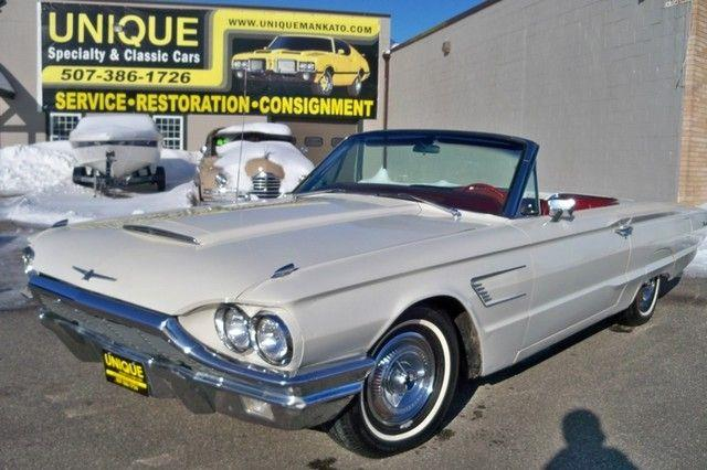 Used 1965 Ford Thunderbird For Sale