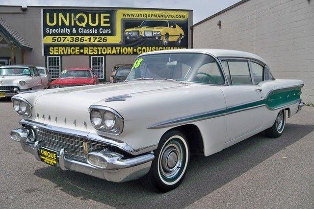 1958 Pontiac CHIEFTAN