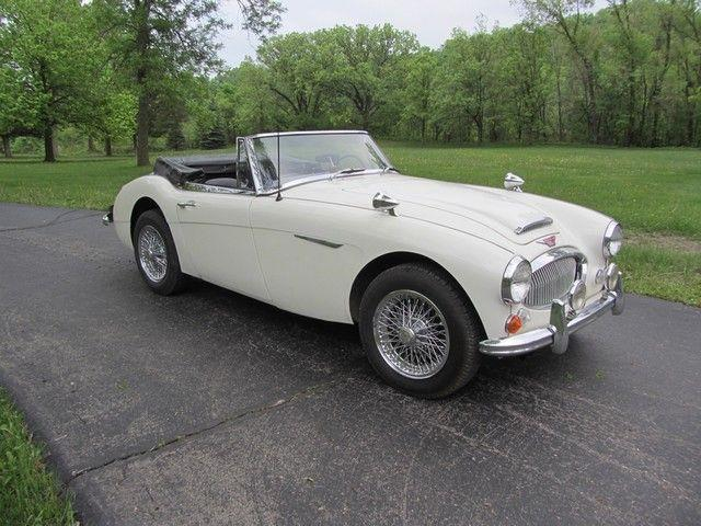 1967 AUSTIN HEALEY MARK III 3000 BJ8