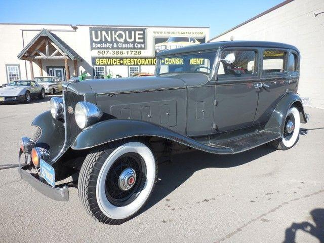 1932 Packard 900 Light Eight Sedan For Sale In Mankato