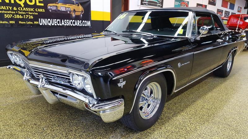 1966 chevrolet impala for sale. Black Bedroom Furniture Sets. Home Design Ideas