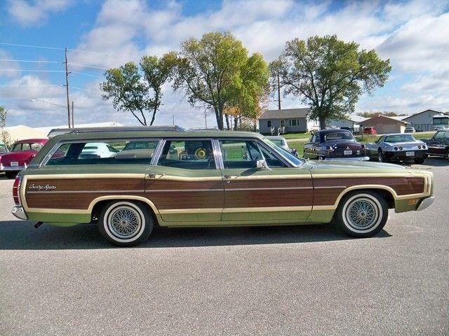 1970 Ford Station Wagon For Sale Autos Post