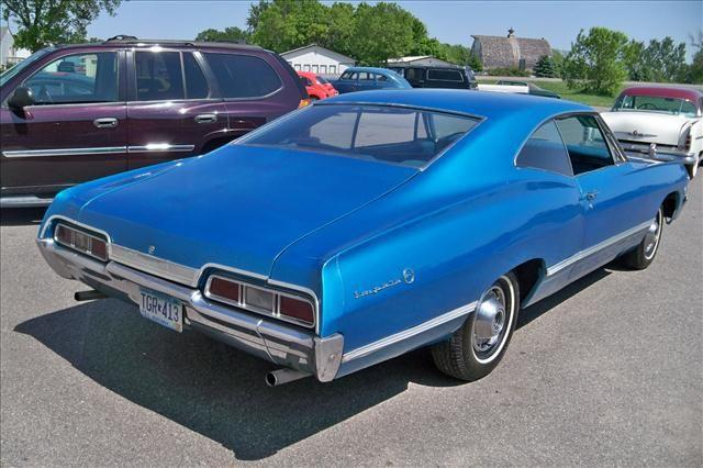 1967 Chevrolet Impala Fastback For Sale Autos Weblog