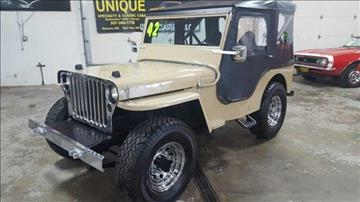 1942 Willys Jeep for sale in Mankato, MN