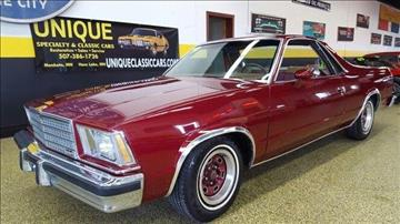 1979 Chevrolet El Camino For Sale