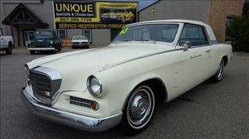 1963 Studebaker Golden Hawk for sale in Mankato, MN