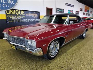 1970 Chevrolet Impala for sale in Mankato, MN