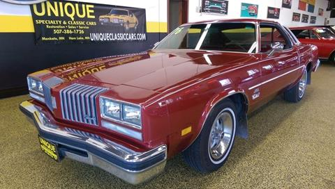 Oldsmobile cutlass for sale pikeville ky for 1976 oldsmobile cutlass salon for sale