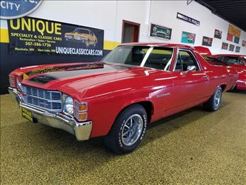 1971 Chevrolet El Camino for sale in Mankato, MN
