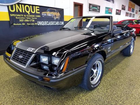 1984 Ford Mustang for sale in Mankato, MN