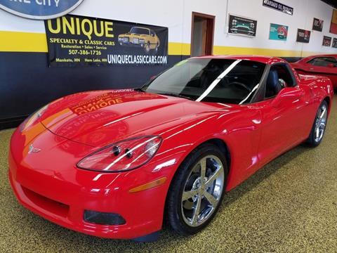 2010 Chevrolet Corvette for sale in Mankato, MN