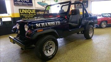 1982 Jeep Scrambler for sale in Mankato, MN