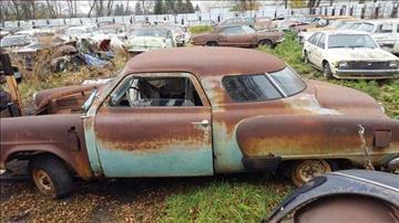 1952 Studebaker Starlight for sale in Mankato, MN