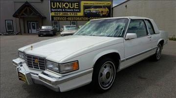 1991 Cadillac Deville For Sale Denver Co