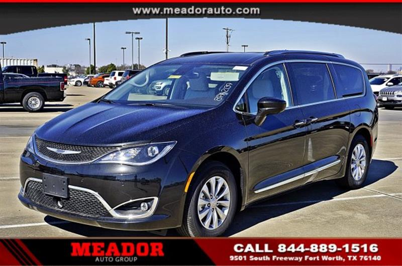 Chrysler Pacifica For Sale In Texas Carsforsale Com