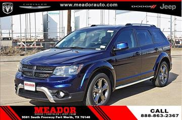 2017 Dodge Journey for sale in Fort Worth, TX