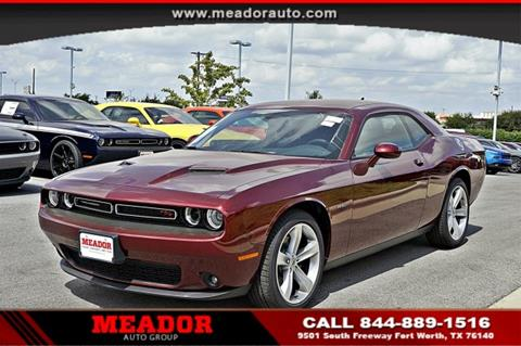 2018 Dodge Challenger for sale in Fort Worth, TX