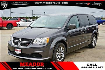 Dodge Grand Caravan For Sale Fort Worth Tx