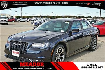 2017 Chrysler 300 for sale in Fort Worth, TX