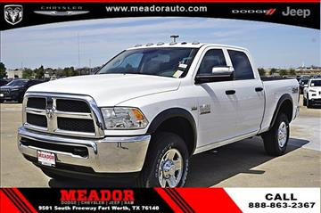 2017 RAM Ram Pickup 2500 for sale in Fort Worth, TX