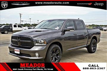 2017 RAM Ram Pickup 1500 for sale in Fort Worth, TX