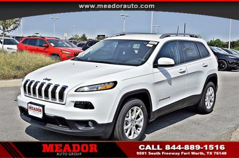 2018 Jeep Cherokee for sale in Fort Worth, TX