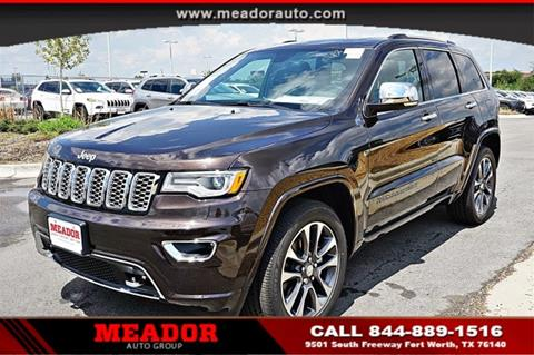2017 Jeep Grand Cherokee for sale in Fort Worth, TX