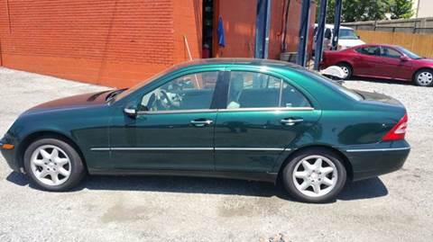 2002 Mercedes Benz C Class For Sale In Atlanta, GA