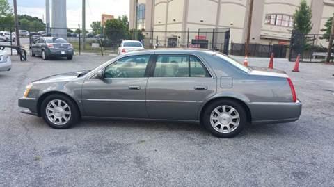 2008 Cadillac DTS for sale in Atlanta, GA