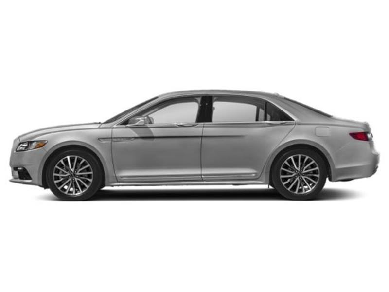 2018 Lincoln Continental Awd Select 4dr Sedan In Randolph Nj