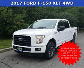 2017 Ford F-150 for sale in Randolph, NJ