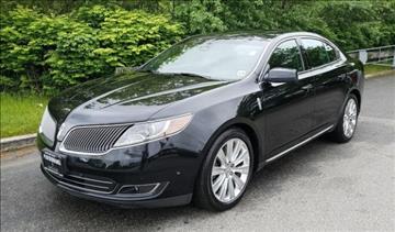 2014 Lincoln MKS for sale in Randolph, NJ