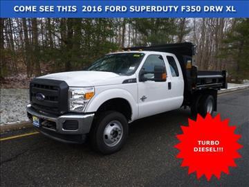 2016 Ford F-350 Super Duty for sale in Randolph, NJ