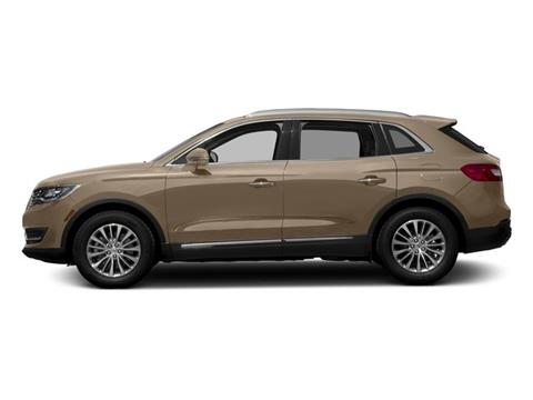 2017 Lincoln MKX for sale in Randolph, NJ