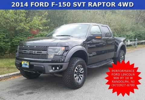 2014 Ford F-150 for sale in Randolph, NJ