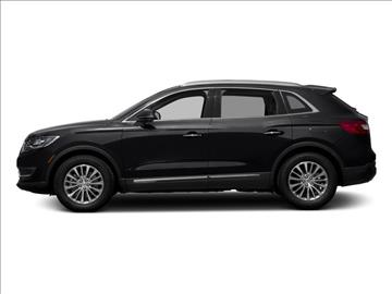 2017 Lincoln MKX for sale in Randolph, NJ
