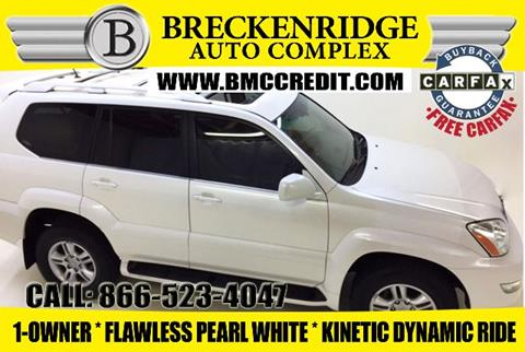 2006 Lexus GX 470 for sale in Overland, MO