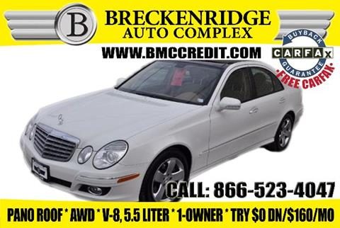 2007 Mercedes-Benz E-Class for sale in Overland, MO